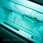 Defrost Freezer Fridge Removals Tip